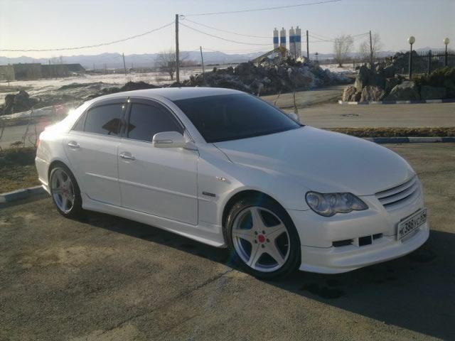 Марк Х Екатеринбург Toyota Mark X Club российский клуб