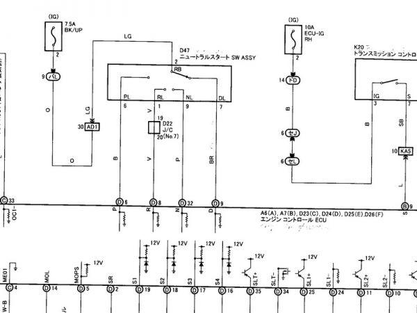 На этой схеме смотрим где D24: